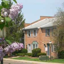 Rental info for Prince Frederick Townhouses in the Cincinnati area