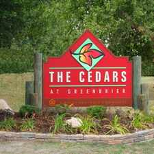 Rental info for The Cedars at Greenbrier