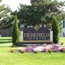 Rental info for Deerfield Commons