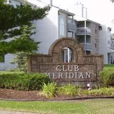 Rental info for Club Meridian Apartments