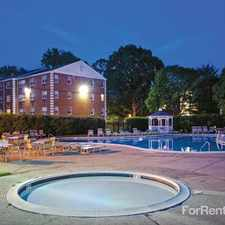 Rental info for Chestnut Hill Village Apartments