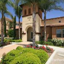 Rental info for Sonoma at Porter Ranch in the Los Angeles area