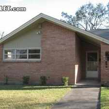 Rental info for Three Bedroom In SW Houston in the Houston area