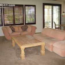 Rental info for Three Bedroom In La Quinta in the Indio area