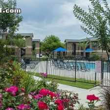Rental info for One Bedroom In North Central TX in the Bryan area