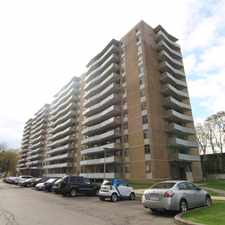 Rental info for Camelot Towers - 1001 Main West, Hamilton