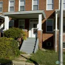 Rental info for Newly renovated 3 large bedroom row house in a quiet neighborhood, fenced in yard, and close to bus line and shopping. This unit includes stove, refrigerator, and washer/dryer. The upgraded bathroom and kitchen are a must see. in the Pen Lucy area
