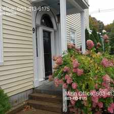 Rental info for 9 Prospect Street in the Portsmouth area