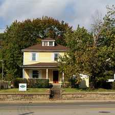 Rental info for Nice Home in a Good Downtown Location with Garage