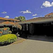 Rental info for VERY NEAT VILLA IN GREAT LOCATION in the Bicton area