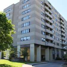 Rental info for 3845 Sheppard Ave. E in the Tam O'Shanter-Sullivan area