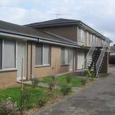 Rental info for Spacious Unit With Garage & Air Con in the Geelong area