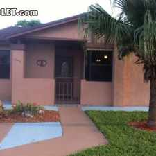 Rental info for $1700 3 bedroom House in Kendall