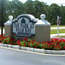 Rental info for The Park At Palm Bay Apartments