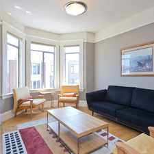 Rental info for 884 North Point St in the Aquatic Park-Fort Mason area
