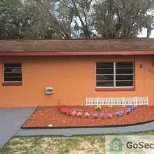 Rental info for Private Home Living in the Miami area