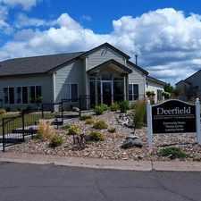 Rental info for Deerfield Townhomes
