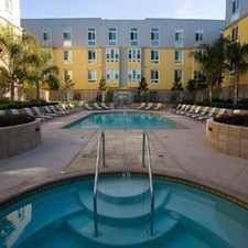 Rental info for $3100 2 bedroom Apartment in West Los Angeles Playa Vista in the Los Angeles area