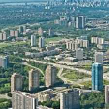 Rental info for Eglinton and DVP: 45 Wynford Heights Crescent, 1BR in the Banbury-Don Mills area