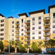 Rental info for 440 Northeast 4th Street in the Fort Lauderdale area