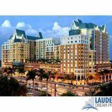 Rental info for 110 N Federal Hwy in the Fort Lauderdale area