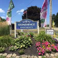 Rental info for Stonehenge Apartments