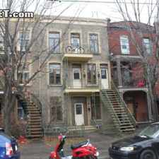 Rental info for 2100 2 bedroom Apartment in Montreal Area Plateau Mount Royal in the Plateau-Mont-Royal area