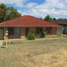 Rental info for PARK VIEWS in the Perth area