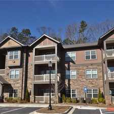 Rental info for Oaks at Johns Creek