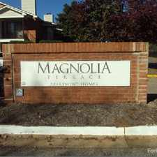 Rental info for Magnolia Terrace