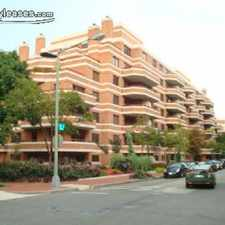 Rental info for $4350 2 bedroom Apartment in Dupont Circle in the Washington D.C. area