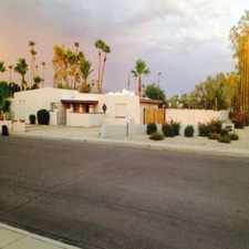 Rental info for $3500 4 bedroom House in Other Maricopa County in the Phoenix area