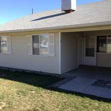 Rental info for Single Level Townhome for Rent in Riverbend Subdivision!