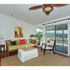 Rental info for Rare beautiful 3 bedroom 2 bath home in Kailua, including water/sewer and electricity