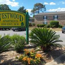 Rental info for Weswood Apartments