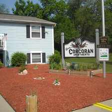 Rental info for Corcoran Apartments