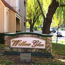 Rental info for Willow Glen Apartments in the Napa area