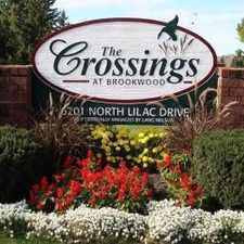 Rental info for The Crossings at Brookwood