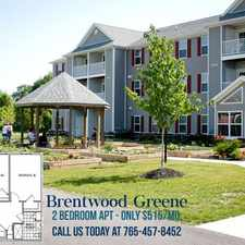 Rental info for Brentwood Greene