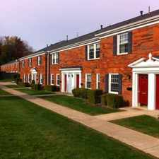 Rental info for Carriage Hill Townhouses