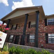 Rental info for South Creekside Apartments in the Fayetteville area
