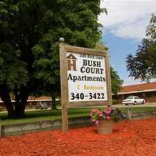 Rental info for Bush Court Apartments