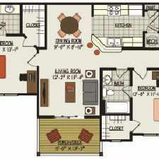 Rental info for Tyler's Ridge at Sandhills Apartment Homes