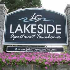 Rental info for Lakeside Apartment Townhomes