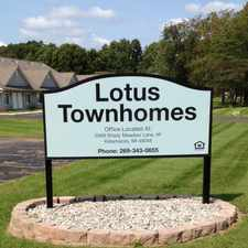 Rental info for Lotus Townhomes III & IV