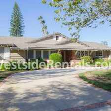 Rental info for Wonderful White Oak Ranch Style in the Granada Hills area