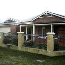 Rental info for A Rare Gem in Central Busselton... in the Busselton area