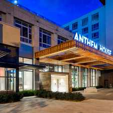 Rental info for Anthem House