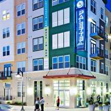 Rental info for Palette at Arts District in the Washington D.C. area
