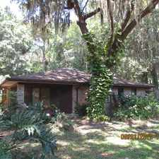 Rental info for LEASED - Bungalow home with canal to Lake Harris